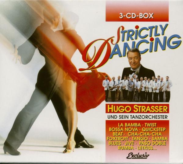 Strasser, Hugo Strictly Dancing 1960s-80s (3-CD)