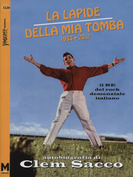Sacco, Clem M.Maiotti: La Lapide Della Mia Tomba
