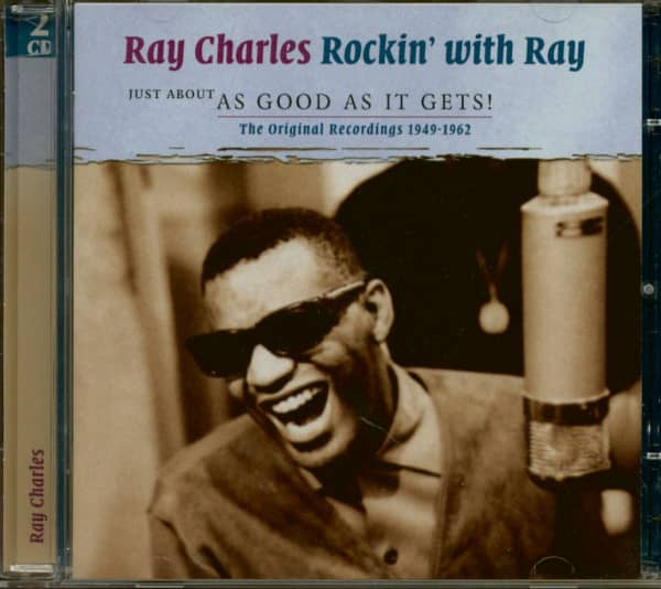 Rockin' With Ray - The Original Recordings 1949-1962 (2-CD)