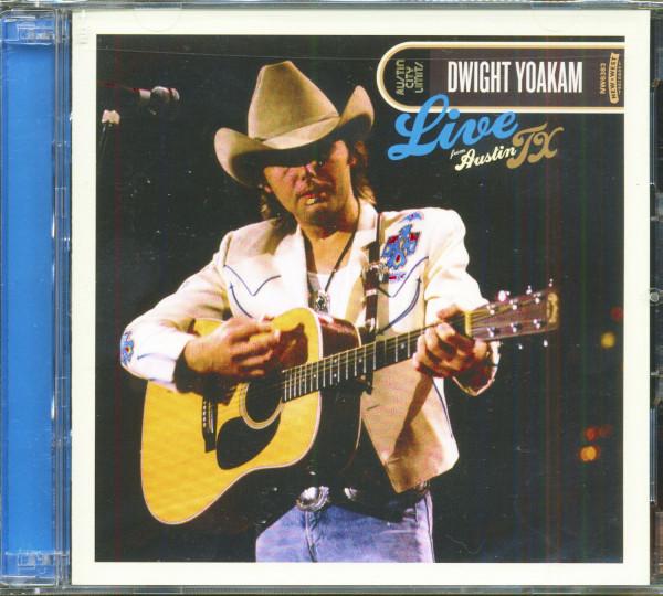 Live In Austin, Texas (CD &ampamp; DVD)