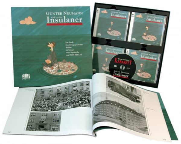 Günter Neumann und seine Insulaner (8-CD)