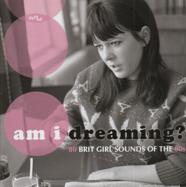 Am I Dreaming? - 80 Brit Girl Sounds Of The 60s (3-CD)