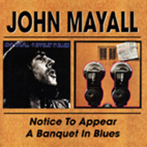 Notice To Appear - A Banquet In Blues (2-CD)
