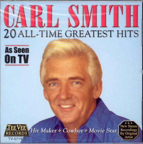 Smith, Carl 20 All Time Greatest Hits