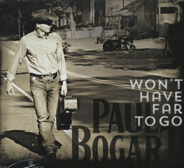 Won't Have Far To Go (CD)