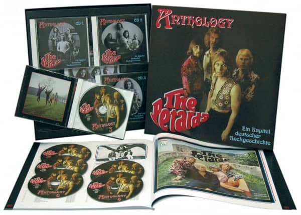 Anthology (6-CD Deluxe Box Set)