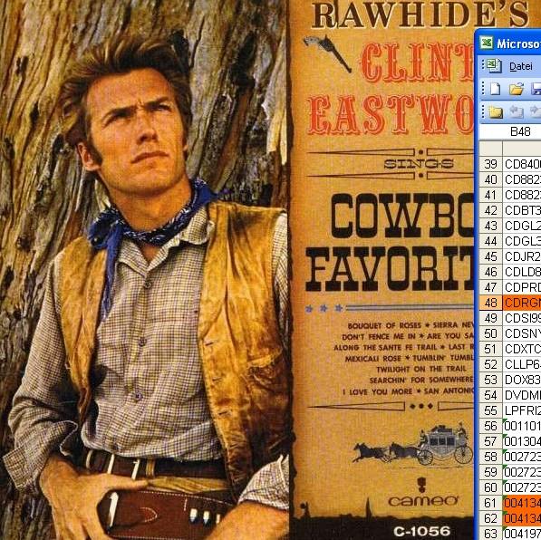 Sings Cowboy Favorites...plus (US)