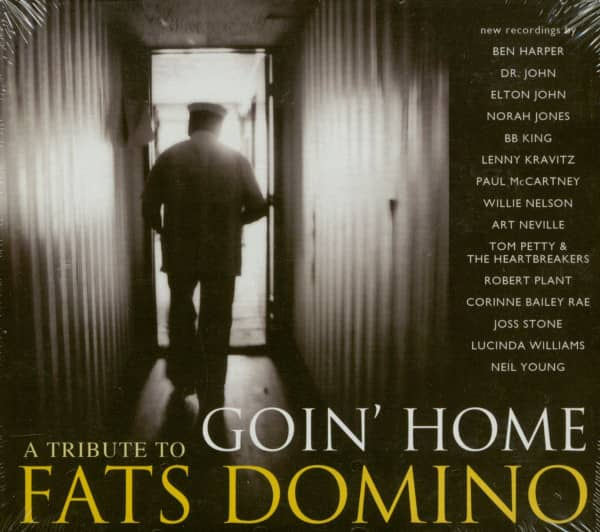 Domino (tribute), Fats Goin' Home (2-CD) US (Digipac Ltd.Edition)