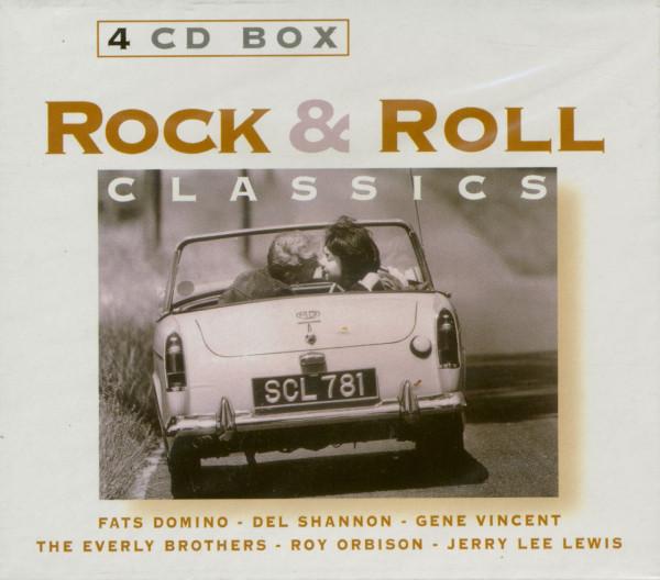 Rock & Roll Classics (4-CD)