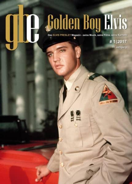 Golden Boy Elvis - Fachmagazin 1-2017
