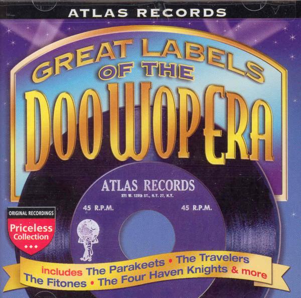 Va Atlas Records - Labels Of The Doo Wop Era