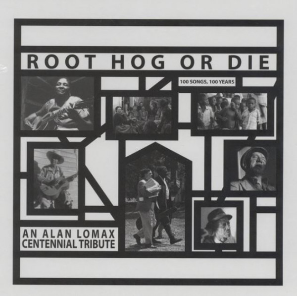 Root Hog Or Die - 100 Songs, 100 Years (6-LP Box)