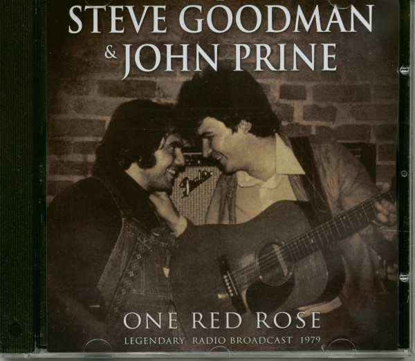 One Red Rose (CD)