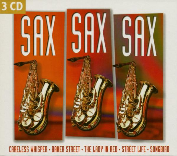 Sax Sax Sax (3-CD)