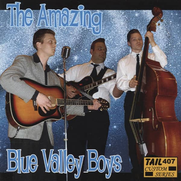 Blue Valley Boys The Amazing