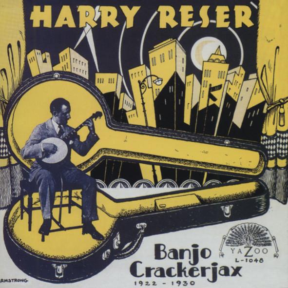Reser, Harry Banjo Crackerjax