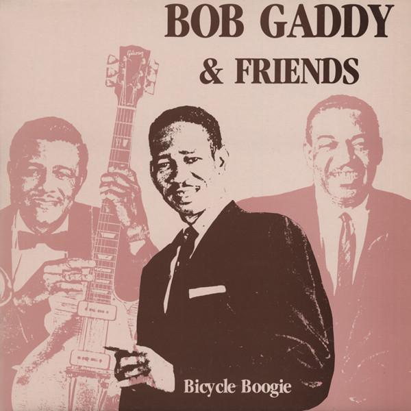 Gaddy, Bob Bicycle Boogie
