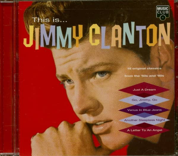 This Is Jimmy Clanton (CD)