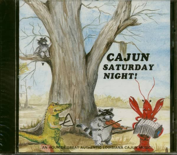 Cajun Saturday Night (CD)
