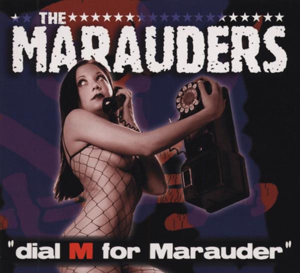 Marauders Dial M For Marauder