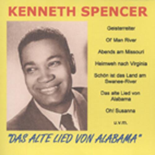 Spencer, Kenneth Das alte Lied von Alabama