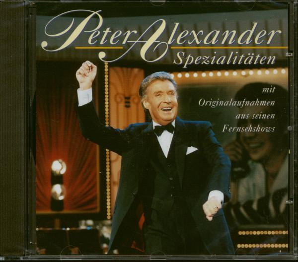 Alexander, Peter Spezialitäten