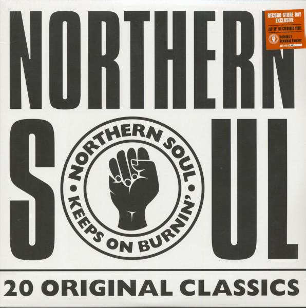 Nothern Soul - 20 Original Classics (2-LP, RSD)
