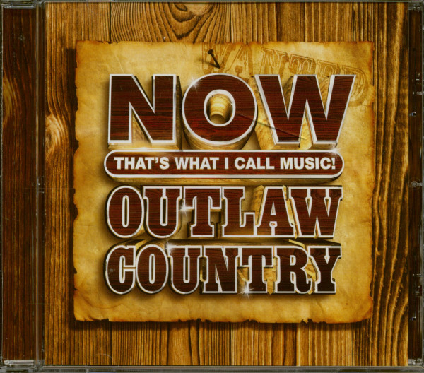 Now Outlaw Country - That's What I Call Music (CD)