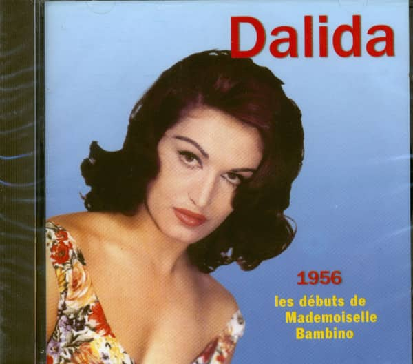 Les Debuts De Mademoiselle Bambino 1956 (CD)