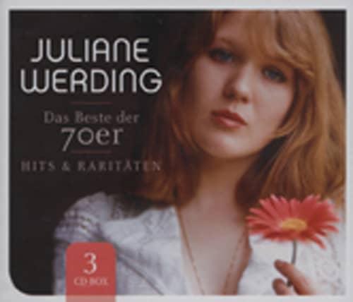 Werding, Juliane Hits & Raritäten (3-CD) Das Beste der 70er