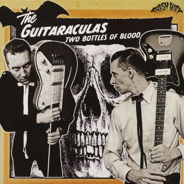Two Bottles Of Blood (LP, Ltd.)