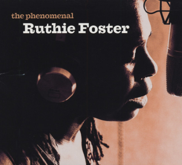 Foster, Ruthie The Phenomenal Ruthie Foster