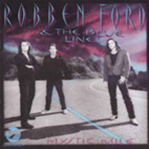 Ford, Robben Mystic Mile