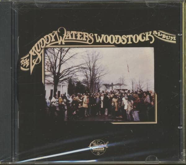 The Muddy Waters Woodstock Album (CD)