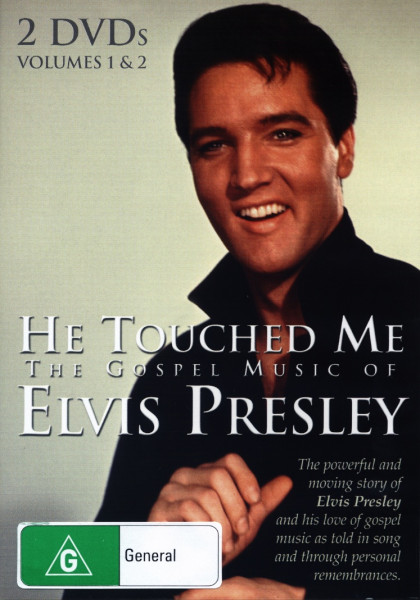 Presley, Elvis He Touched Me Vol.1&2 (2-DVD)(0)