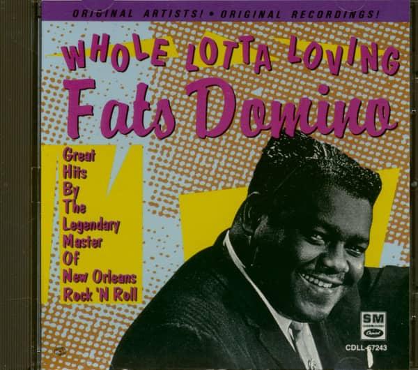 Whole Lotta Loving (CD)