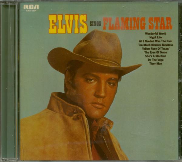 Presley, Elvis Elvis Sings Flaming Star