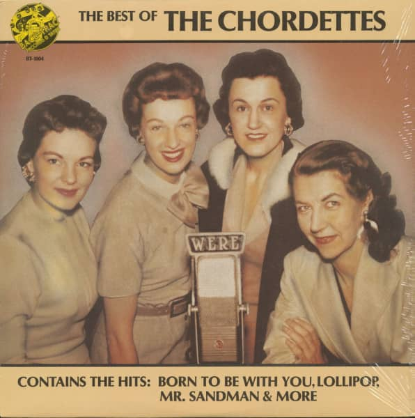 The Best Of The The Chordettes (LP)