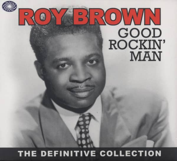 Brown, Roy Good Rockin' Man (2-CD)