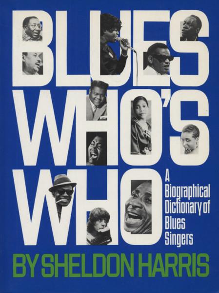 Blues Who's Who Sheldon Harris