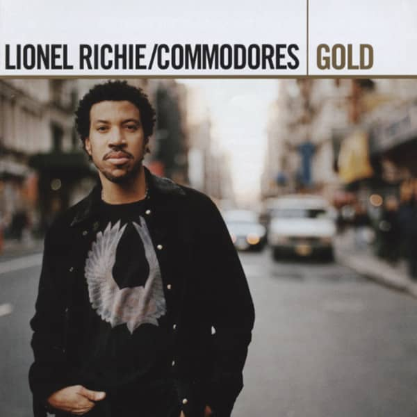 Richie, Lionel Gold - Definitive Collection 2-CD