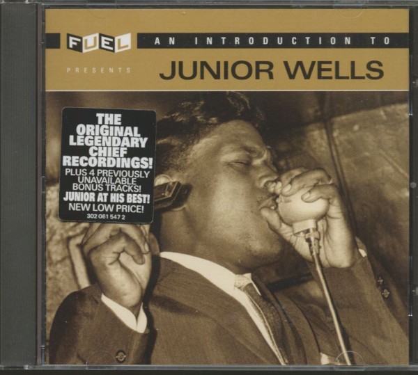 An Introduction To Junior Wells (CD)
