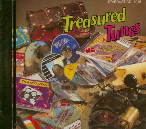 Treasured Tunes (CD)