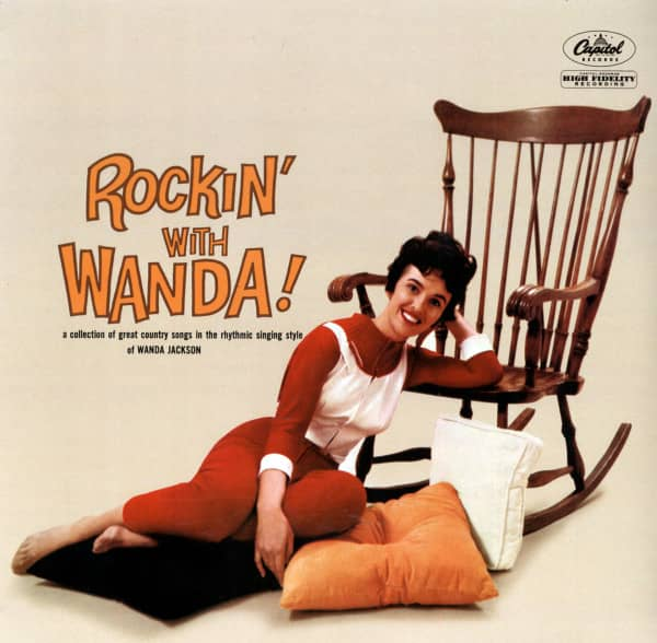Rockin' With Wanda 1962 (EU Vinyl-LP)
