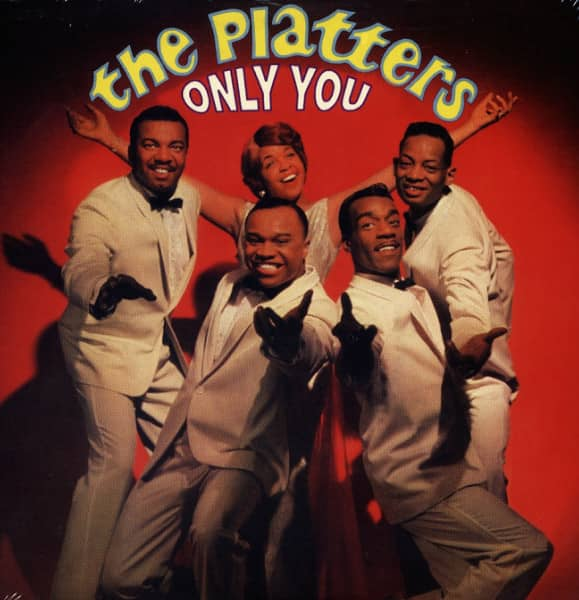 Platters Only You...plus - Papersleeve