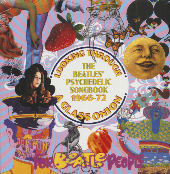 Lookin Through A Glass Union - The Beatles Psychedelic Songbook 1966-1972 (3-CD)