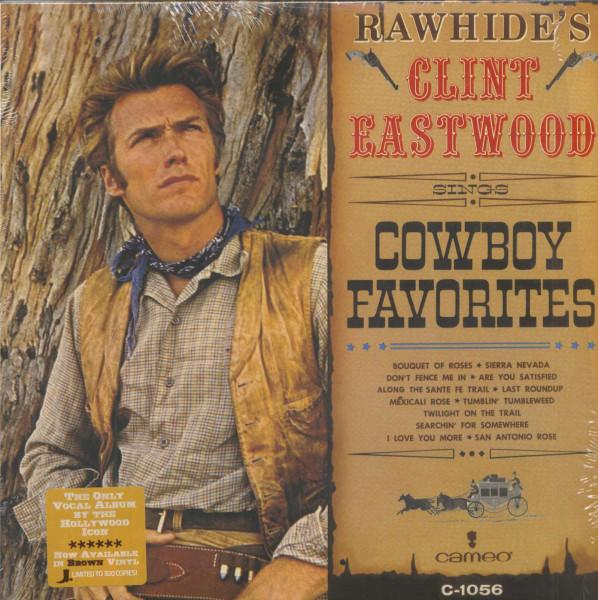 Sings Cowboy Favorites (LP)