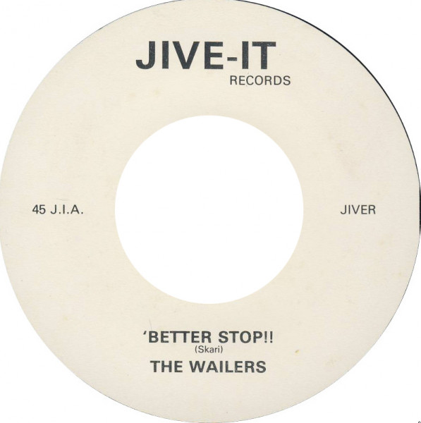 Better Stop - Come Back Little Girl 7inch, 45rpm