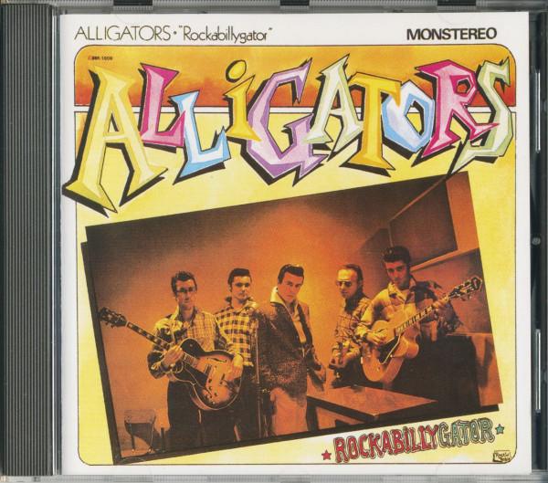 Rockabillygator (1982)...plus (CD)
