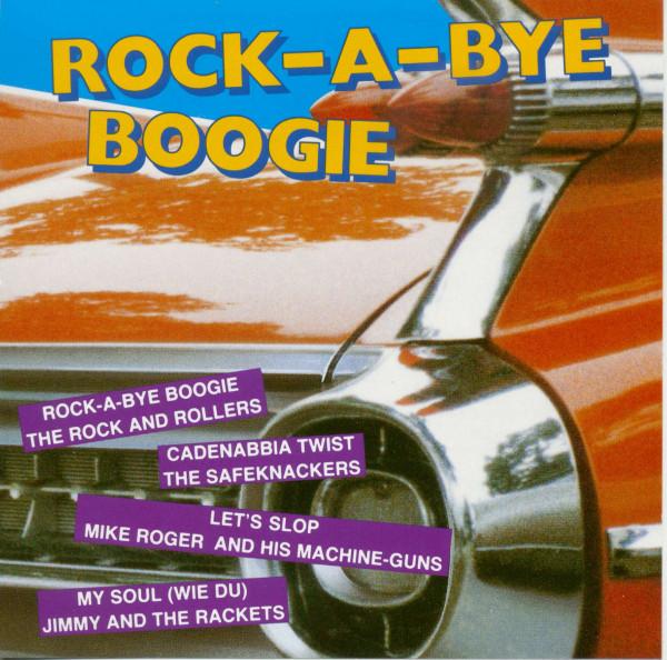 Va Rock-A-Bye Boogie